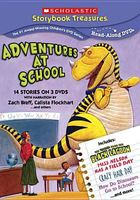 Cover image for Adventures at school