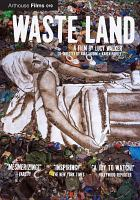 Cover image for Waste land