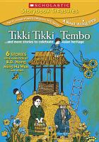 Cover image for Tikki Tikki Tembo : --and more stories to celebrate Asian heritage