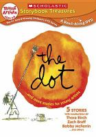 Cover image for The dot and more stories for young artists.
