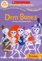Cover image for Dem bones --and more sing-along stories