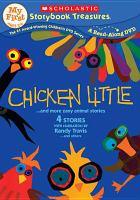 Cover image for Chicken little --and more zany animal stories