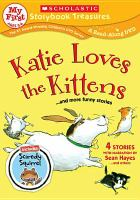 Cover image for Katie loves the kittens and more funny stories