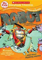 Cover image for Robot Zot : --and more rhyming stories