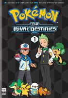 Cover image for Pokemon - black & white. Rival destinies, set 1.