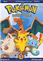 Cover image for Pokémon Indigo league. Season 1, set 3, episodes 53-78.