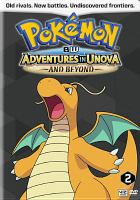 Cover image for Pokemon BW. Adventures in Unova and beyond, Set 2.
