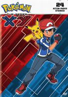 Cover image for Pokémon the series XY. Set 1.