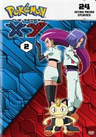 Cover image for Pokémon the series XY. Set 2.