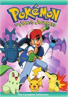 Cover image for Pokémon, the Johto journeys : the complete collection.