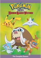 Cover image for Pokemon DP. Sinnoh league victors, the complete season.