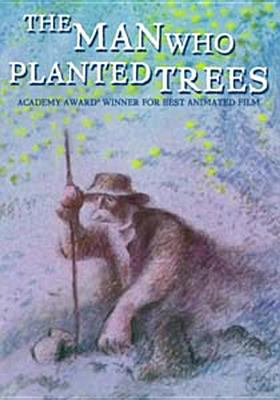 Cover image for The man who planted trees L'homme qui plantait des arbres