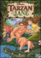 Cover image for Tarzan & Jane