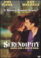 Cover image for Serendipity.