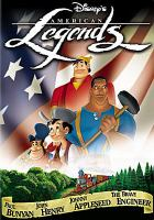 Cover image for American legends