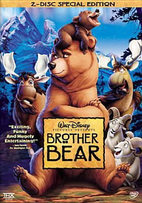 Cover image for Brother bear