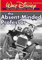Cover image for The absent-minded professor