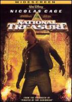Cover image for National treasure