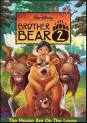 Cover image for Brother Bear 2