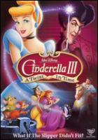 Cover image for Cinderella III. A twist in time