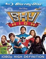 Cover image for Sky high [Blu Ray]