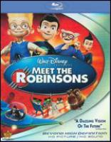 Cover image for Meet the Robinsons [Blu Ray]
