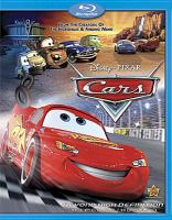 Cover image for Cars [Blu Ray]