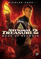 Cover image for National treasure 2 : book of secrets