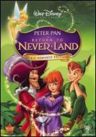 Cover image for Peter Pan in Return to Never Land