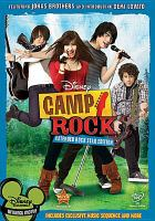 Cover image for Disney Camp Rock