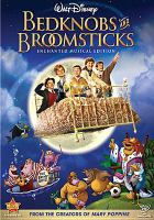 Cover image for Bedknobs and broomsticks