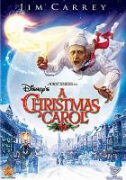 Cover image for Disney's A Christmas carol