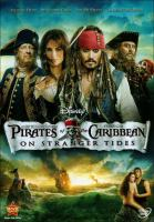 Cover image for Pirates of the Caribbean, on stranger tides