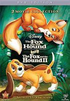 Cover image for The fox and the hound ; The fox and the hound II.