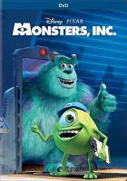 Cover image for Monsters, Inc.