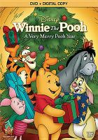 Cover image for Winnie the Pooh. A very merry Pooh year.