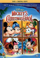 Cover image for Mickey's Christmas carol.