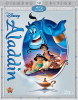 Cover image for Aladdin