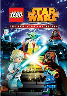 Cover image for Lego star wars. The new Yoda chronicles.