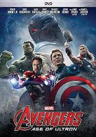 Cover image for Marvel Avengers, Age of Ultron