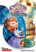 Cover image for Sofia the First. The secret library
