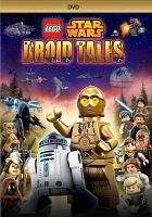 Cover image for Lego star wars. Droid tales.