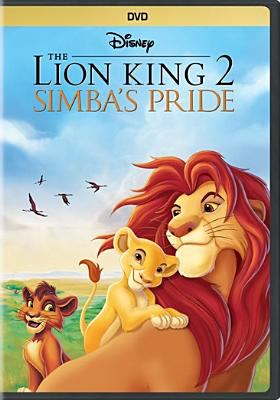 Cover image for The Lion King II : Simba's pride