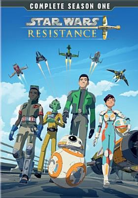 Cover image for Star Wars resistance. Complete season one