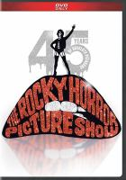 Cover image for The Rocky Horror picture show