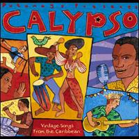 Cover image for Calypso [vintage songs from the Caribbean].