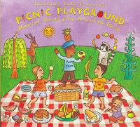 Cover image for Picnic playground musical treats from around the world.