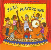 Cover image for Jazz playground