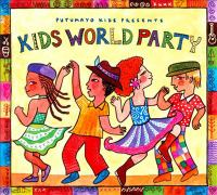 Cover image for Kids world party