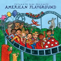 Cover image for American playground.